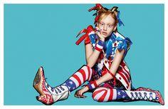 Jack Early x Greg Kadel for Numéro - The Fashion Dose