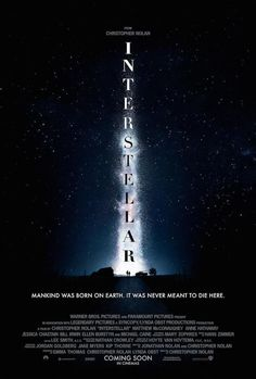 ¡Nolanlievers regocijaos! Es el poster para #Insterstellar http://bit.ly/1kJ5cRt pic.twitter.com/IwD2dASzVI