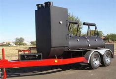 Image detail for -Custom BBQ Pits, Custom Smokers and BBQ Trailers Texas