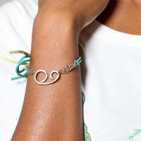 L'Espoir Bracelet (Lime/Teal) Stop Traffick Fashion