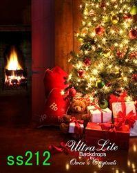 christmas tree ultralite backdrop