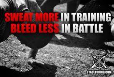 Bleed less in battle.