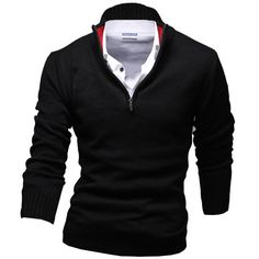 Today's Hot Pick :Half Zip Knit Pullover http://fashionstylep.com/P00000BO/bong8/out High quality Korean fashion direct from our design studio in South Korea! We offer competitive pricing and guaranteed quality products. If you have any questions about sizing feel free to contact us any time and we can provide detailed measurements.