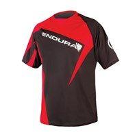 Endura Singletrack Print II Jersey Black £28.49