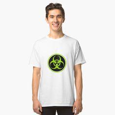 """Sugar Skull Oval Neon Sign"" T-shirt by patrimonio Sugar Skull, Tshirt Colors, Neck T Shirt, Female Models, Chiffon Tops, Retro Fashion, Classic T Shirts, Shirt Designs, Neon Signs"