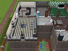 sims freeplay houses same