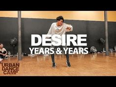 """Desire"" by Years & Years :: Koharu Sugawara ft. Yuki Shibuya... (Choreography) :: URBAN DANCE CAMP - YouTube"