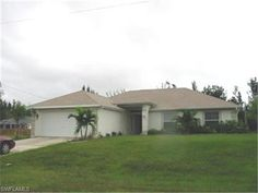 For Sale in Cape Coral Florida 4/2 $149,900. Find me on Facebook Real Estate Agent-Melissa Perrella