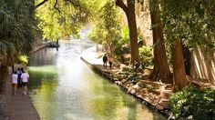 San Antonio, TX -- You can't go wrong with a stroll (or a cruise) along San Antonio's famous River Walk in the fall. Tucked just below street level, the River Walk features some of the city's best restaurants, shops and galleries -- all just steps away from The Alamo. And the Natural Bridge Caverns are only a 30-minute drive away if you're up for a little amateur spelunking.