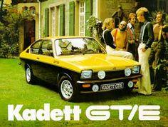 Opel Kadett GTI