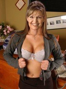 Sarah palin big boobs