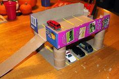 60 εκπληκτικές παιδικές κατασκευές απο χαρτόνι! | Φτιάξτο μόνος σου - Κατασκευές DIY - Do it yourself