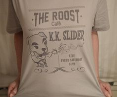 K.K. Slider - Animal Crossing T-Shirt