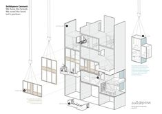 Gallery - 7 Ideas for Solving London's Housing Crisis, According to New London Architecture - 15