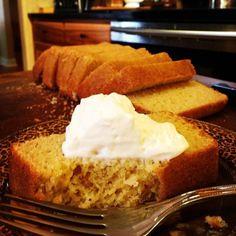 Nannie's Plain Loaf Cake Recipe | Just A Pinch Recipes