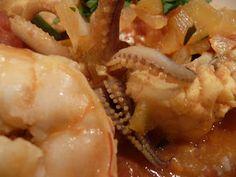 Chef Bolek: Brodetto dei Pescatori di Abruzzo (Abruzzese Fishermen's Stew)