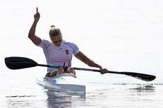 Kozak, Danuta - Canoe Sprint - Hungary - Women's Kayak Single 500m - Women's Kayak Single 500m Final A - Lagoa Stadium