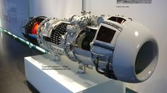 BMW 003 Engine