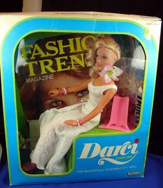 NYCupcake's Musings  » Blog Archive   » kenner darci doll blonde