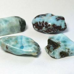 Larimar gemstone meaning