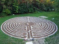 There are 3 stages to our walk into the labyrinth. The first stage is Purgation, a releasing and letting go of the details of your life. The second stage is Illumination, when you reach the center, this is a place of meditation and prayer to receive whatever there is for you to receive. The last stage is Union, which is joining God, your Higher Power or the healing forces at work in the world. Each time you walk the labyrinth you become more empowered to find and do the work you feel your…