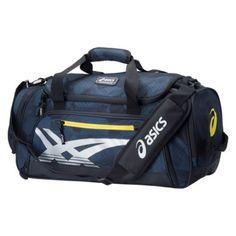 BRAND NEW ASICS UNISEX MEDIUM DUFFLE GYM TRAINING BAG 50L (PRINT) Gym Training, Asics, Gym Bag, Sportswear, Brand New, Unisex, Medium, Stuff To Buy, Bags
