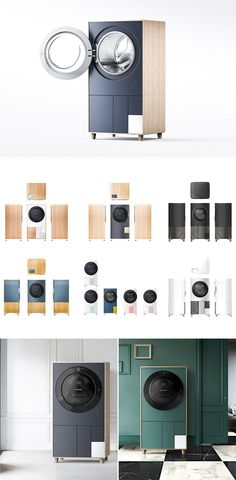 Discover recipes, home ideas, style inspiration and other ideas to try. Sorting Clothes, Pantry Room, Modern Dresser, Yanko Design, Motif Design, Store Design, Design Process, Home Organization, Industrial Design