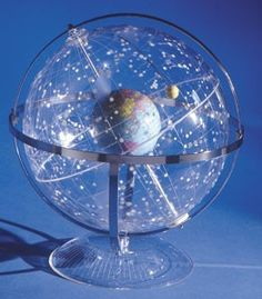 Transparent Celestial Star Globe
