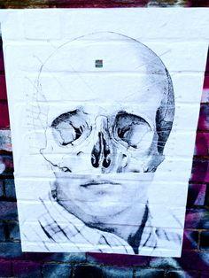 steven quinn - shoreditch street art part 1 | HPMcQ