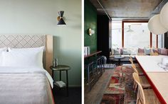 Wallpaper's Top Urban Hotels