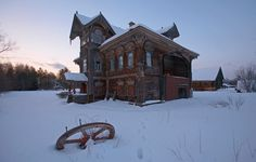 Abandoned Russian Villages in 2015 | English Russia | Page 14