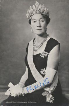 Grand Duchess Charlotte of Luxembourg