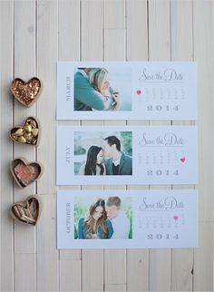 The Super-Adorable Save-the-Date Youre ALL Going to Want to Send.