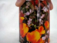 """California Poppy Color Change Coffee Mug video from Teranew Gifts. See all mugs go to amazon.com put """"teranew"""" in search box and click on """"go""""button"""