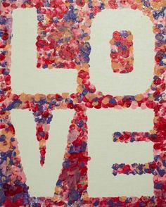 Valentine Kids Art|DIY Valentines Day Crafts for Kids,see more at: http://diyready.com/diy-valentines-day-crafts-for-kids/