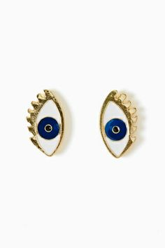 Eye Candy Earrings @ nasty gal