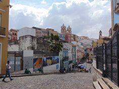 ¿Qué hacer en Salvador de Bahia? | GUIA DE VIAJE 2020 Street View, Brazil, El Salvador, Voyage, Cities, Lugares