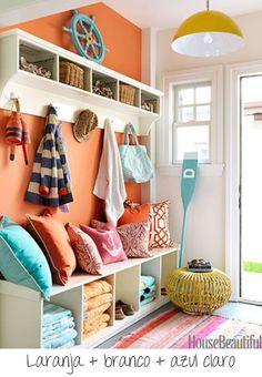 Ideias de pinturas e combinações para você decorar a sua casa: quarto, cozinha, sala ou banheiro. Veja como as cores podem transformar um ambiente!