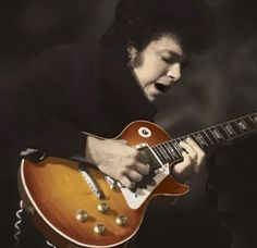 Mike Bloomfield.
