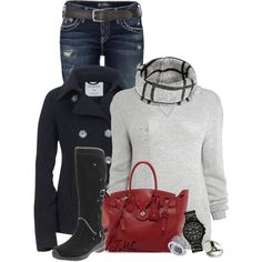 Brrrrr, created by tmlstyle on Polyvore