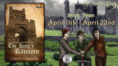 BOOK INFORMATION TITLE – Young Knights of the Round Table: The King's Ransom AUTHOR – Cheryl Carpinello GENRE – Middle Grade Arthurian Legend PUBLICATION DATE – 2016/2012 LENGTH (Pages/# Words) – 1…