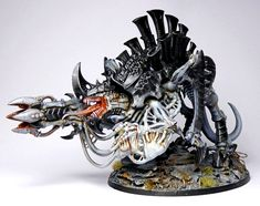 Tyranid Tyrannofex #warhammer