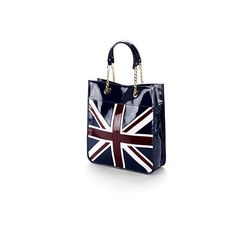 Aspinal of London The Brit Tote ($489) ❤ liked on Polyvore