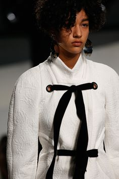 Proenza Schouler Spring 2016 Ready-to-Wear Fashion Show - Selena Forrest