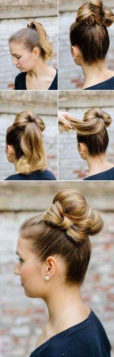 Bow Hair do