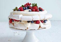 Любимый десерт знаменитой красавицы