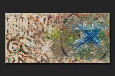 Thomas Girbl burning-pictures-art | burning-select - Thomas Girbl burningpicture STUPA 1 2001 255CM X 125CM
