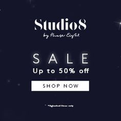 Studio 8 Up to Off Sale Sale Up to off* Online and in store *Selected lines only Off Sale, Sale Sale, Christmas Offers, Shop Now, Calm, Studio, Studios