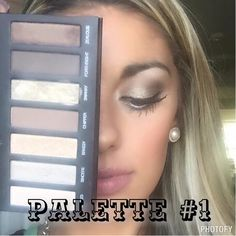 Love this look? Get this addiction palette #1 and have it for yourself! This is professional quality makeup comparable to Mac and Lancôme! Only exception is we don't NOT test on animals. We use nature based products!! Start shopping sista!