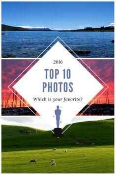Top 10 Photos of 2016
